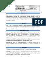 INS-DO-021-INSTRUCTIVO DE SUMINISTRO DE REACTIVO-MATERIALES Y EQUIPOS DE LABORATORIOSx