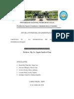 CAPITULO XI - LIBRO COMERCIO INTERNACIONAL RESUMEN