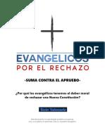 Suma contra el apruebo, los evangélicos y el deber moral de Rechazar - Kevin Valenzuela.pdf