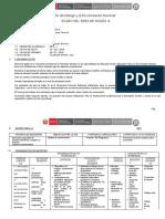 Ingles III Ed. Física 2018-I