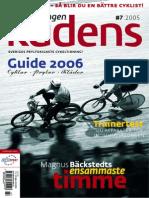 Cykeltidningen Kadens # 7, 2005
