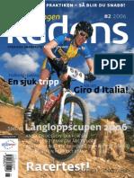 Cykeltidningen Kadens # 2, 2006