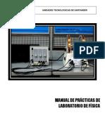 MANUAL DE PRACTICAS DE LAB DE FISICA UTS 2020 2