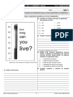 EJA 3SG 1a Etapa - 2020-1s - Apostila - Diversity - Presente Contínuo