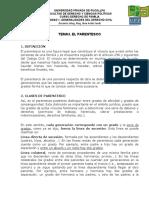 Tema3 - El parentesco