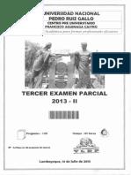 VLEP - 3° PARCIAL -  CENTRO PRE 2013-II