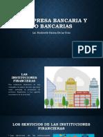 la Empresa Bancaria y no Bancarias.pdf