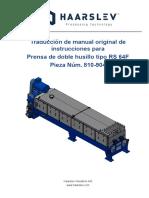 Item 01 Prensa de doble husillo.pdf
