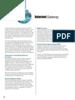 INTERNET GATEWAY