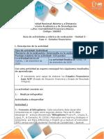 Guia de actividades y Rúbrica de evaluación -  Unidad 3 - Fase 4 - Estados financieros (1).pdf
