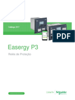 Guia de seleção - Easergy P3