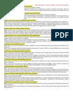 Resumen de Morfologías Anatomia Patológica