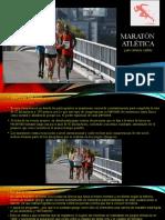 Maratón atlética exposicion juancampos castillo
