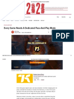 Every Game Needs A Dedicated Pass-And-Play Mode