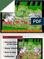 World War III Instructional Powerpoint