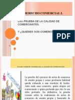 EXPOSICION DERECHO COMERCIAL I