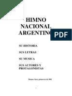 Himno Nacional Argentino Su Historia