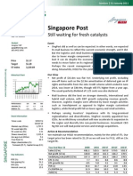2011 Jan 31 - Kim Eng - Singapore Post