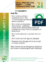 PPE- Care Maintenance and Use