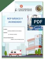 RCP BASICO Y AVANZADO