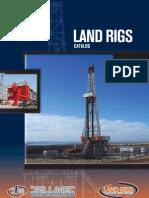 ERKE Group, Drillmec Land Rigs Catalog