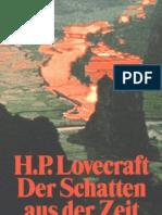 Lovecraft, H  P  - Der Schatten aus der Zeit