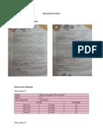 Aplicación de Ejercicios prácticos de atención, percepción y memoria