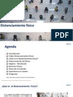 DISTANCIAMIENTO FISICO 18 de JUNIO 2020