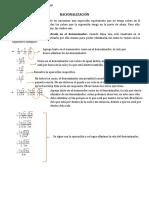4 - Racionalización con ejercicios resueltos..docx