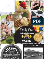 The Daily Star Reader's Choice Awards 2010