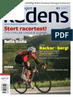 Cykeltidningen Kadens # 3, 2007
