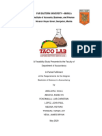 Group 2 Sec 1 Taco Lab