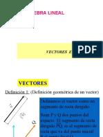 diapositivas primera clase algebra Lineal