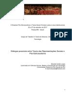 Diálogos possíveis entre Teoria das Representações Sociais e Pós-Estruturalismo