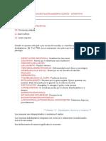 APUNTES PS2219 - SEMINARIO RAZONAMIENTO CLÍNICO COGNITIVO