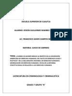 TAREA 2 JUICIO DE AMPARA .EDSON G. RAMIREZ JIMENEZ DERCHOS HUMANOS