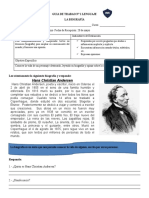 Guía N°1 de lenguaje, la biografía
