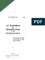 As Fronteiras da Demonologia e a Psiquiatria - Tese.pdf