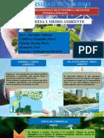 Empresa y Medio Ambiente Instrumentos de gestión ambiental. estrategia empresarial