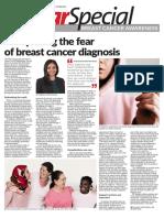 Breast Cancer Awareness - 4 October 2020