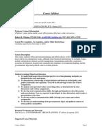 UT Dallas Syllabus for pa3377.001.11s taught by Robert Whelan (rkw091000)
