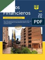 Estados-Financieros-y-Notas-2019_2018_USA Universidad Sergio Arboleda