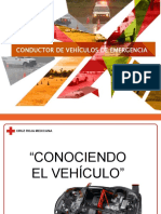 2.- Conociendo el Vehiculo COVE ENDE