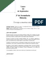 3Secundaria_Lunes14deseptiembre_Historia