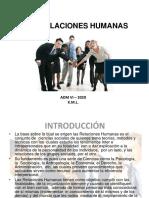 relaciones humanas-ADM VI