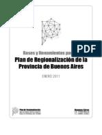 Plan Estratégico de la Provincia de Buenos Aires 2010-2020