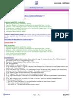 second observation lesson plan