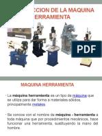 1 Introduccion e Historia de la Maquina Herramienta