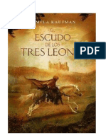 El escudo de los tres leones - Pamela Kaufman (1)