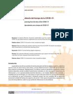 2020.     Cabero-Almenara     Aprendiendo del tiempo de la COVID-19